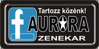 Az Aurora zenekar facebook oldala